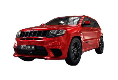 JEEP Grand Cherokee 6.2 Trackhawk - Stage 1