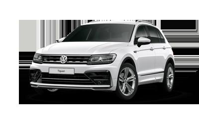 VW Tiguan 2.0 BiTDI